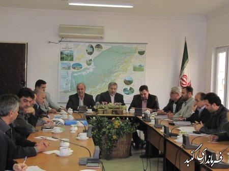 حفظ منابع آب اولويت اول استان گلستان است