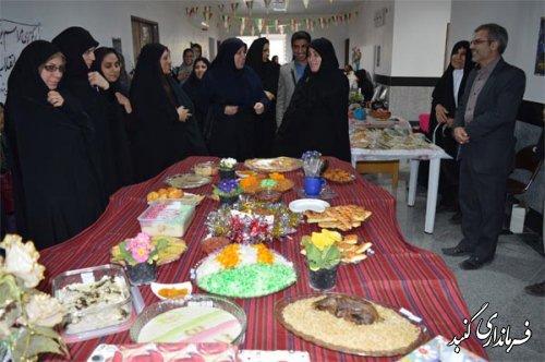 جشنواره غذاهای بومی محلی در گنبد کاووس برگزار شد