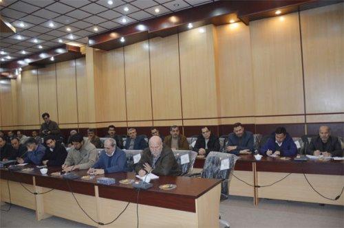 فرماندار ویژه گنبد کاووس بر ایجاد نهضت توسعه فضای سبز تاکید کرد
