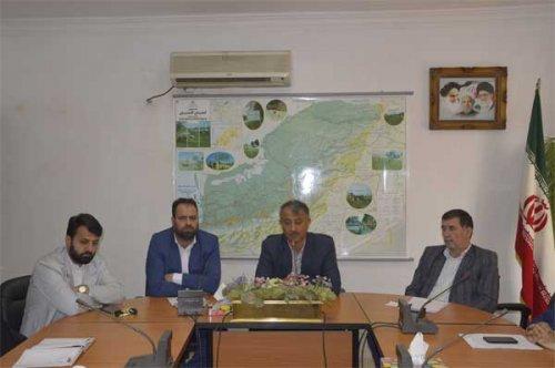 هفدهمین جلسه ستاد انتخابات شهرستان گنبد کاووس برگزار شد