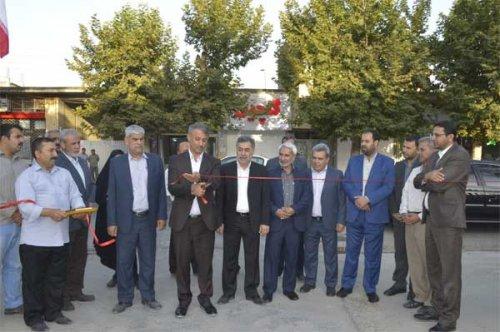 پارکینیک ساختمان اداره زندان گنبدکاووس افتتاح شد