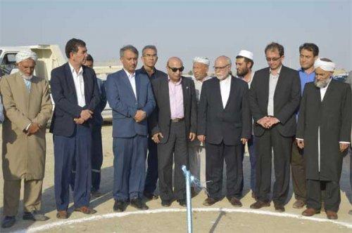ساخت نخستین نیروگاه خورشیدی بخش خصوصی در ناحیه مرزی گنبدکاووس آغاز شد