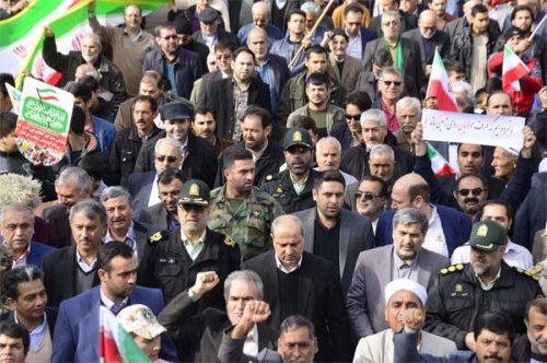 استاندار گلستان: اعتماد مردم به نظام بالاترین دستاورد انقلاب است