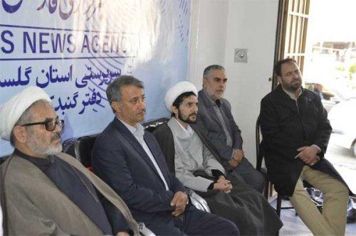 دفتر خبرگزاری فارس در گنبدکاووس افتتاح شد