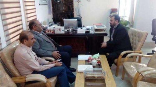 بازرس صیانت از حقوق شهروندی استان از فرمانداری ویژه گنبدکاووس بازدید کرد