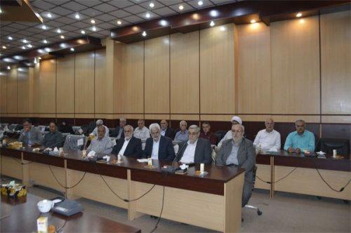 نشست معاون استاندار و فرماندار ویژه با احزاب و گروههای سیاسی گنبدکاووس
