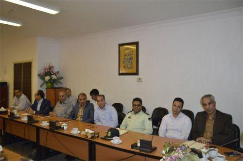 کارگروه ویژه تنظیم بازار شهرستان گنبد کاووس برگزار شد
