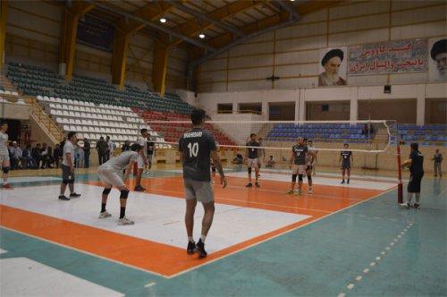 تمرینات تیم والیبال گنبدکاووس برای حضور در لیگ آغاز شد