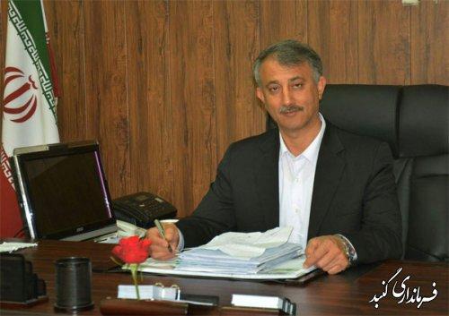پیام معاون استاندار و فرماندارویژه گنبدکاووس به مناسبت گرامیداشت روز دانشجو